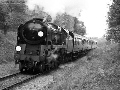 Giants of Steam - October 2005
