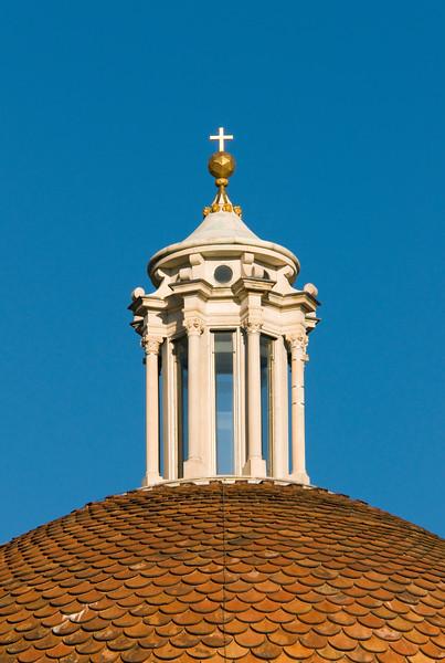 Dome of San Lorenzo Church, Florence, Italy