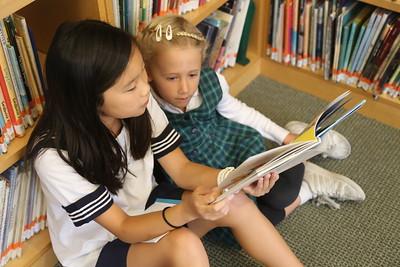 Kindergarten Book Sharing | May 10, 2018