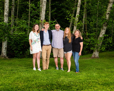 Higgins Family 2020