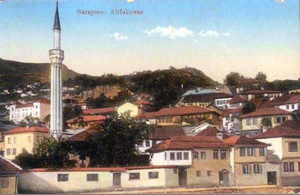 Alifakovac - 1912.