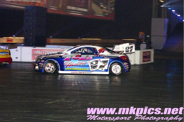 National Hot Rods, Autosport Show, NEC