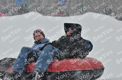 Snow Tubing 2-17-18  1pm-3pm