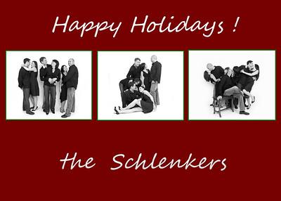 The Schlenkers 2009