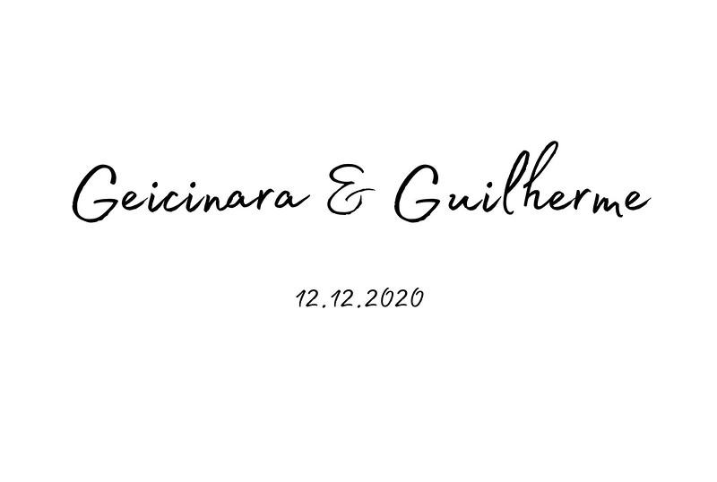 Geicinara & Guilherme