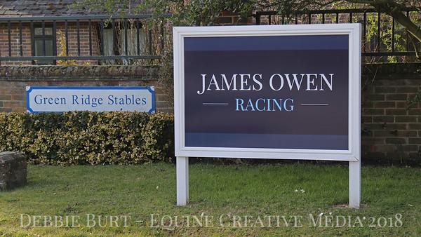 James Owen 2018