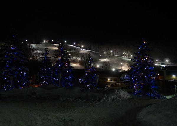 Skiing at Horseshoe