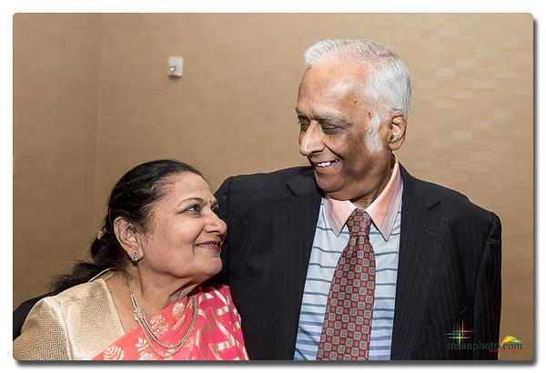 Pankaj & Sadhana's 50th Anniversary