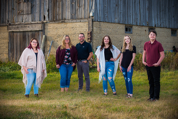Bouchard Family 2020
