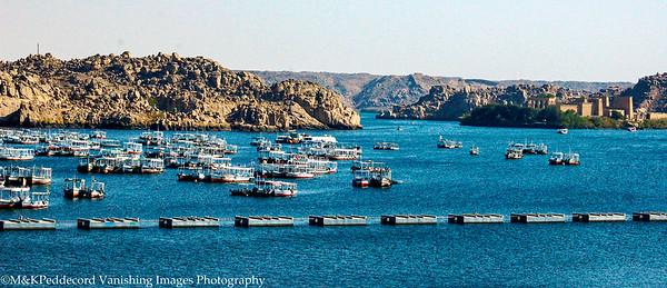 Along the Nile & Cairo