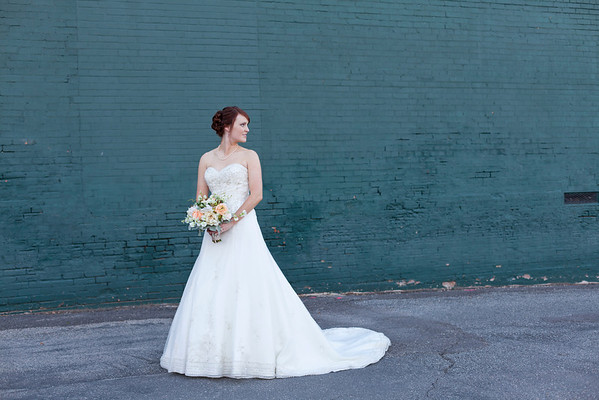 Downtown McKinney Bridals
