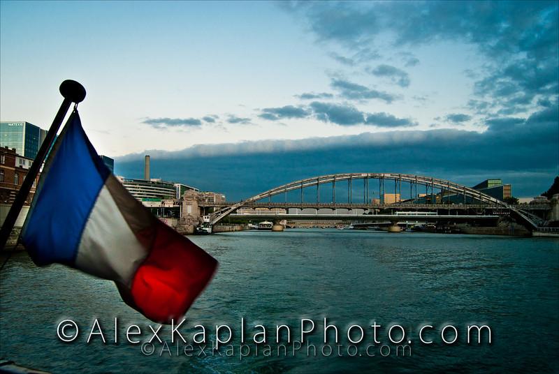 Paris, France Streets by Alex Kaplan