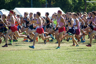 Coed Cross Country - 10/8/2016 Coed Cross Country Portage Invitational DW