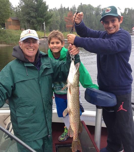 Louis Casagrande grande fish