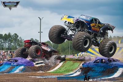 Callahan/ Jacksonville Monster Truckz Sunday Show 05/02/2021