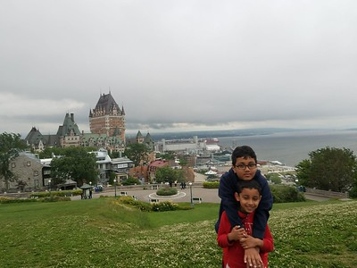Quebec and Montreal