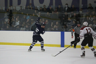 Boys Hockey vs. Exeter 1/12/13