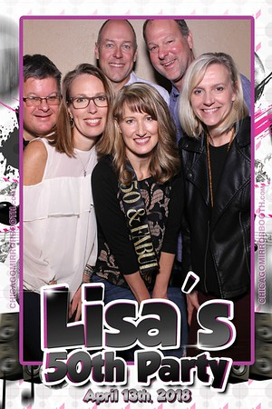 Lisa's 50th Party