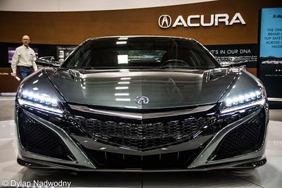 2016 DFW Auto Show