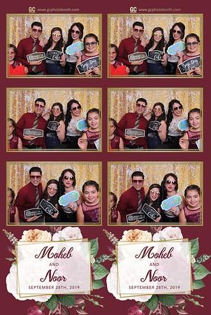 Moheb & Noor 9-28-19
