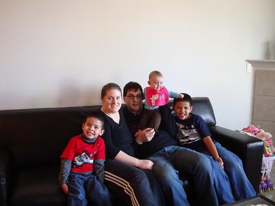 2010-12-31 At Uncle Jojo & Aunt Allie
