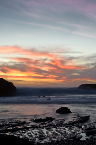 Big Sur Sunset No. 1