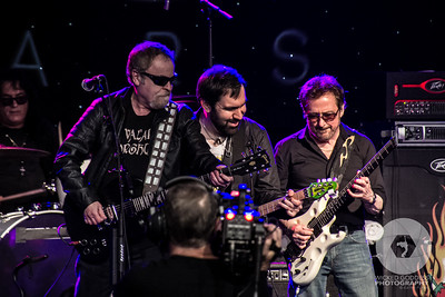 Blue Oyster Cult at NAMM 2015