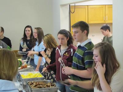 TLC Pancake Breakfast 2.2012