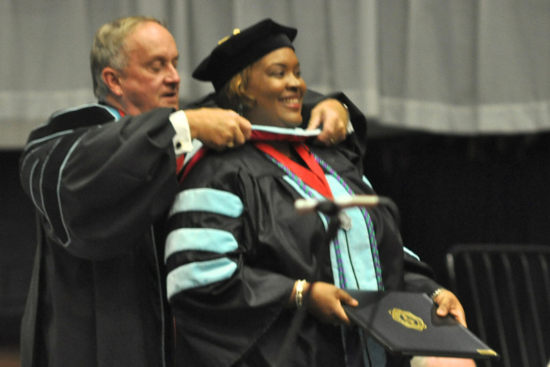 2012 Spring Commencement - 7 pm