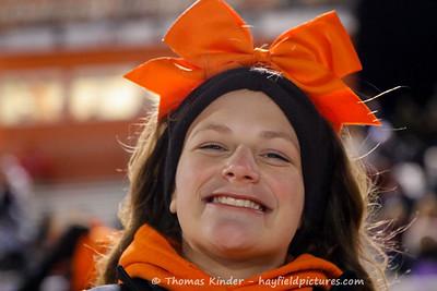Varsity Cheer Hylton 11/10/17