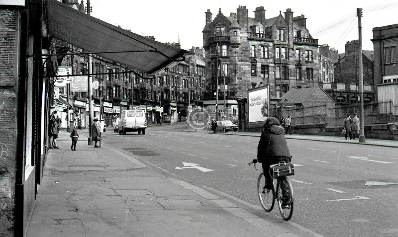 High St. below George St.  03/73