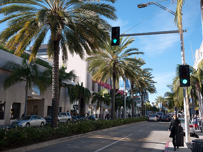 Rodeo Drive, Griffith Observatory
