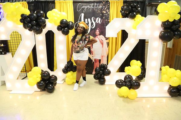 Aysa's Graduation & 18th Birthday Party