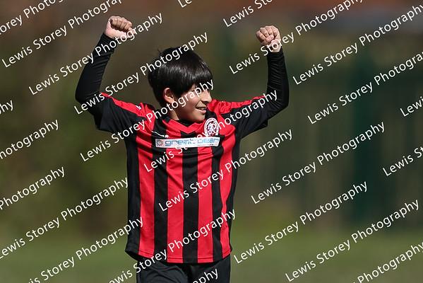Ellesmere Port Red Lions U9s vs Poulton Vice U9s