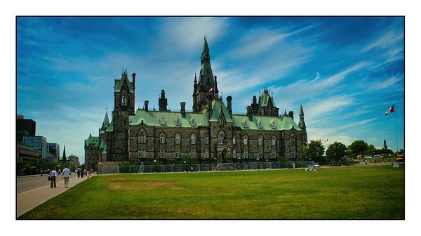 Ottawa - Canada - Over The Years.