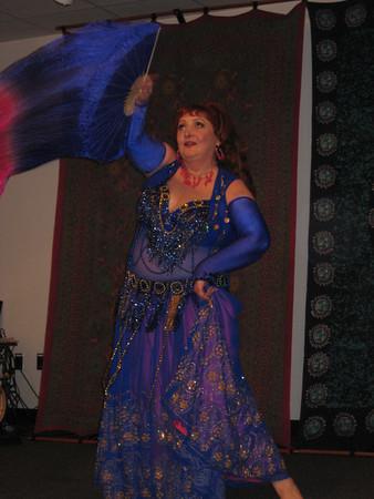 Amara & Tapestry at Blue Moon 1-28-12