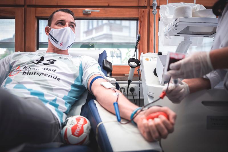 Bayerischer Handballverband // Blutspendedienst