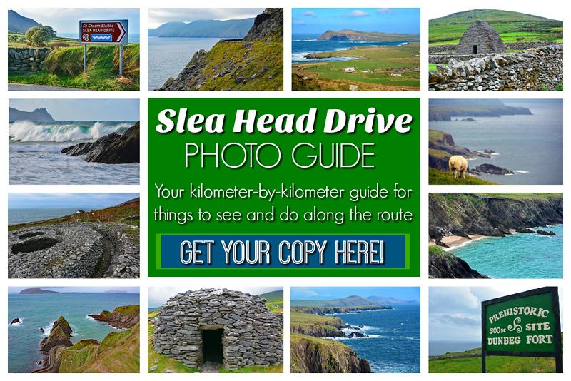 Slea Head Drive Dingle Peninsula