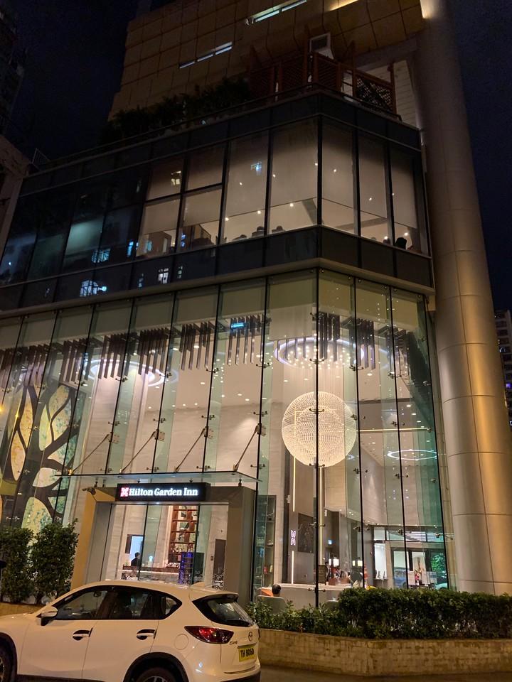 Hilton Garden Inn Hong Kong Mongkok Location