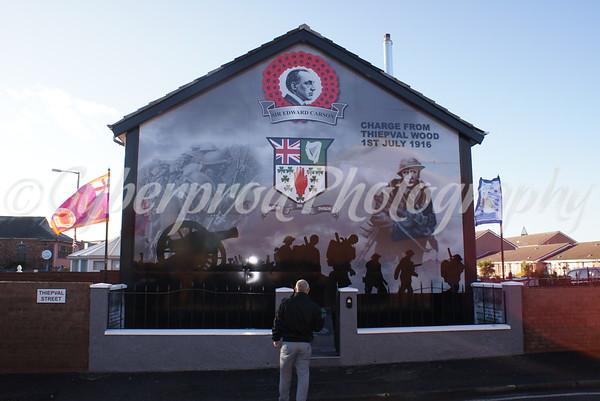 Conway St Mural Dedication