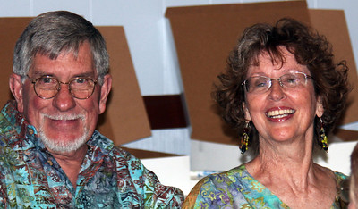 This is Danny Walker and his wife -- 1962 CHS grad Anne (Doell) Walker.