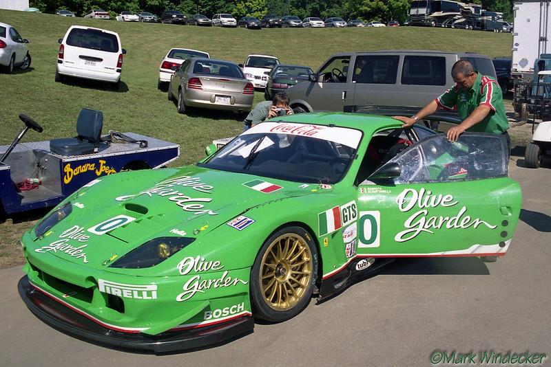 GTS-Team Olive Garden