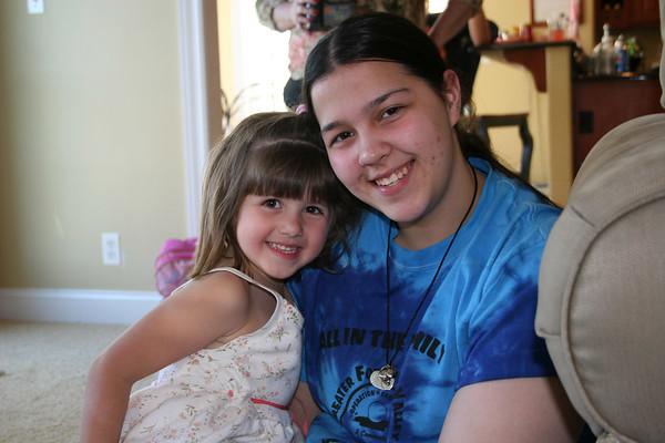 Emily's 6th Birthday - May 7, 2006