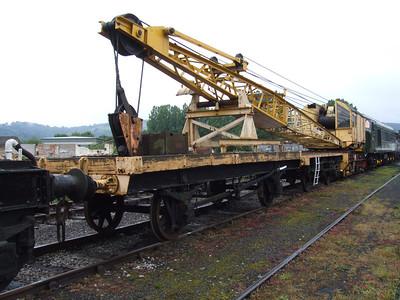 ZOP - Smith Rodley (Fixed Bogie) Crane