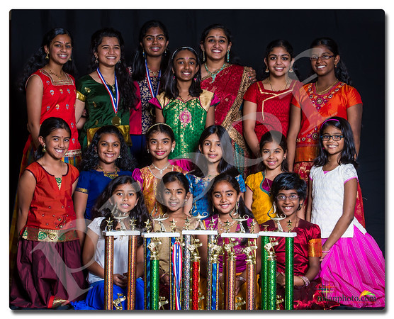 2015 Students Award - Sunanda Nair's Performing Arts [12-06-2015]
