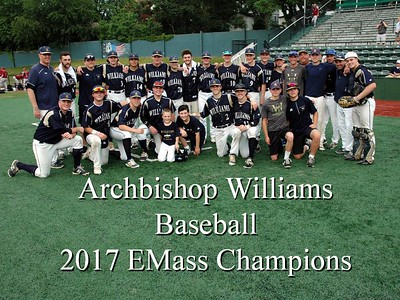 2017 EMass Baseball Final-Lowell Catholic vs AWHS