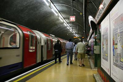 2007-09 London
