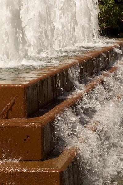 Fountain at Yerba Buena
