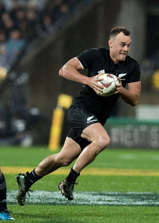 Israel Dagg  during game 9 of the British and Irish Lions 2017 Tour of New Zealand, the second Test match between  The All Blacks and British and Irish Lions, Westpac Stadium, Wellington, Saturday 1st July 2017 (Photo by Kevin Booth Steve Haag Sports)  Images for social media must have consent from Steve Haag