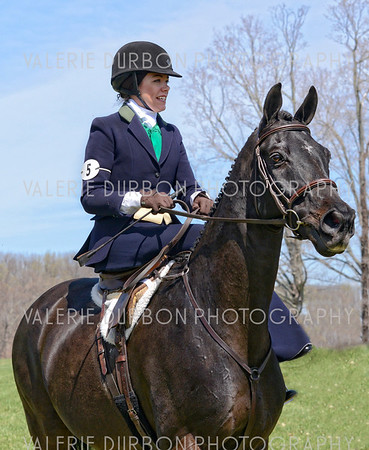 Side Saddle Races / Loudoun Hunt Point-To -Point At Oalands